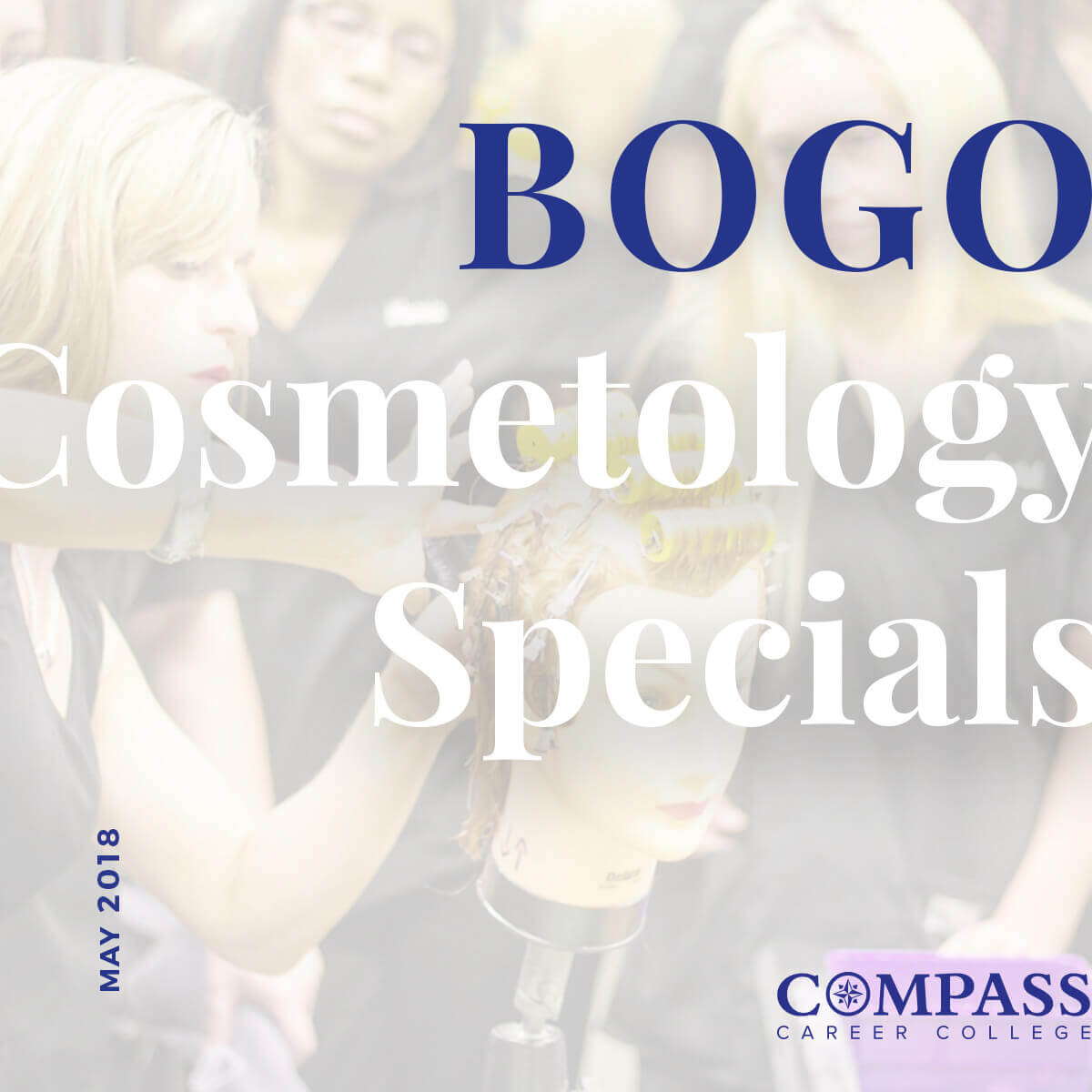 May cosmetology special graphic